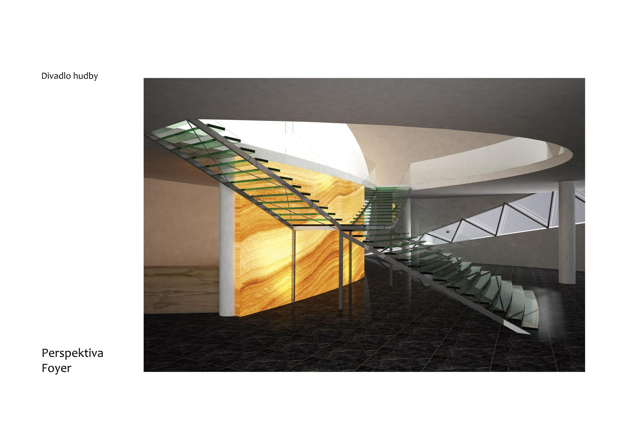foyer - visualization