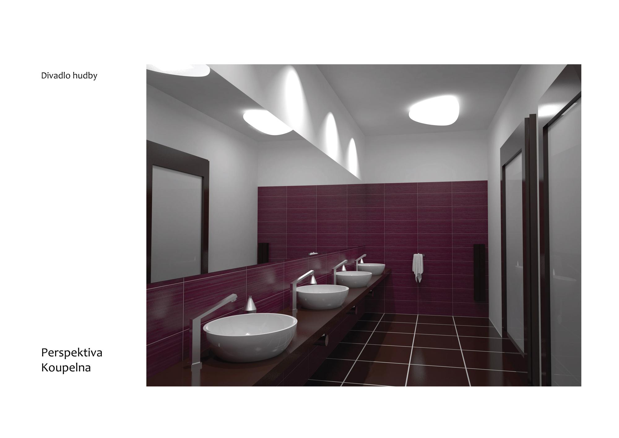 washroom - visualization