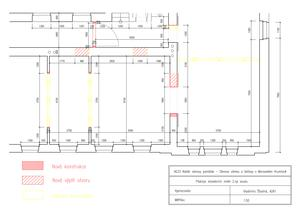construction changes - ground plan